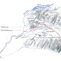San-Gorgonio-Hike-Map